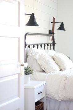 A farmhouse bedroom makeover part 4 Farmhouse on Boone