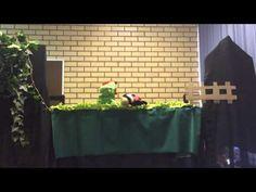 Poppenspel boerderij - YouTube