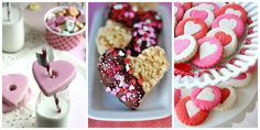 20 Heavenly Heart-Shaped Valentine's Day Treats  - CountryLiving.com