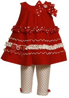 Bonnie Baby-Girls Newborn Knit Top With Dot Legging, Red, 3-6 Months Bonnie Baby,http://www.amazon.com/dp/B005PLRMAA/ref=cm_sw_r_pi_dp_dClrtb0TKAYJ7ATV