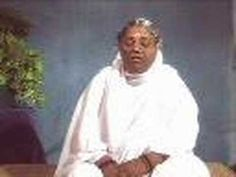 Amma the hugging saint, known to bilocate.
