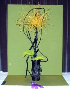 Floral Design On Pinterest Flower Show Ikebana And Corporate Flowers