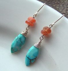 sleeping beauty turquoise, sunstone