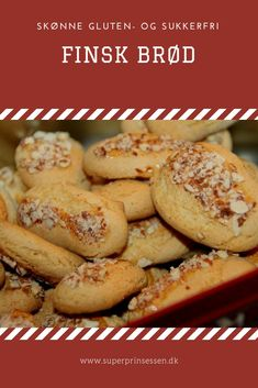 Gluten- og sukkerfri Slik, Hamburger, Dessert, Vanilla, Dessert Food, Hamburgers, Deserts, Burgers, Postres