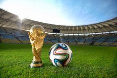 Fifa World Cup 2014 Football Trophy #fifa #2014 #football #worldcup #brasil #trophy