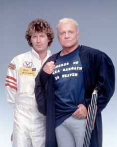 Hardcastle and McCormick (1983-1986) tv series with Brian Keith AND Daniel Hugh Kelly