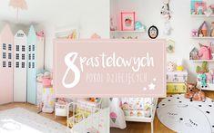 8 niezwykłych inspiracji na pastelowe pokoje dziecięce w stylu skandynawskim! Za oknami deszczowo, a ja szukam dziś znowu szukam kolorów! Tym razem tych w pastelowych odcieniach. Jeśli czytasz mojego bloga wiesz już, że lubię...