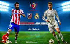 Live Tonight #Atletico_Madrid vs #Real_Madrid Link: http://beba.tv/ #BebaTV