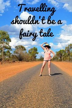 Travelling shouldn't be a fairy tale - A Broken Backpack