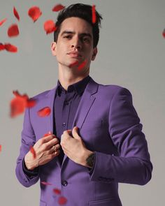 """He suits the color so much, let's get him in it!  (Edit by @actualbrendon)"""""""