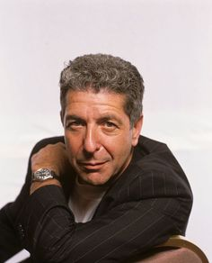 Canadian singer-songwriter, musician, poet, and novelist Leonard Cohen at a photo shoot on July 1988 in New York City. Get premium, high resolution news photos at Getty Images Leonard Cohen, Adam Cohen, Disney Marvel, Isle Of Wight Festival, Order Of Canada, Wit And Wisdom, Esquire, Rock And Roll, Singer