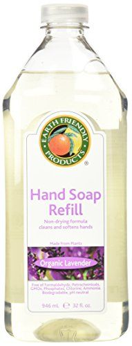 Earth Friendly Products Hand Soap Refill, Lavender, 32 Ounce >>> More info could be found at the image url.