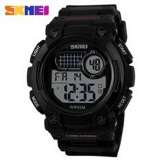 $9.60 (Buy here: https://alitems.com/g/1e8d114494ebda23ff8b16525dc3e8/?i=5&ulp=https%3A%2F%2Fwww.aliexpress.com%2Fitem%2FSkmei-Mens-Sports-Watches-Top-Brand-Luxury-Dive-Digital-LED-Military-Watch-Men-Fashion-Casual-Electronics%2F32785352499.html ) Men Sports Watches Brand Luxury Dive Digital LED Military Watch Men Fashion Electronics Wristwatches Clock Man Relogio Masculino for just $9.60