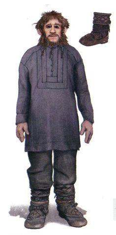 Dwarves costume design | The Hobbit (Jackson 2012)