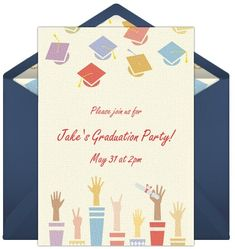 Looking to host an environmentally-friendly graduation party? Check out these sustainable party planning tips to reduce your waste and plan a memorable graduation party. Graduation Party Planning, Graduation Invitations, Homemade Cleaning Products, Green Party, Green Ideas, All Things, Craft Projects, How To Memorize Things, How To Plan