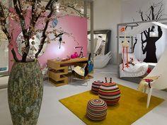 Showroom of Kids spaces