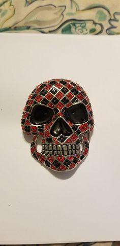 Fame Mosaic Nylon Strap Red