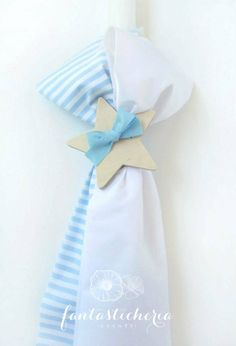 little star Boy Christening, Boy Baptism, Christening Giveaways, Baptism Candle, Party Themes For Boys, I Love You Baby, Palm Sunday, Event Organization, Jewelry Making Tutorials