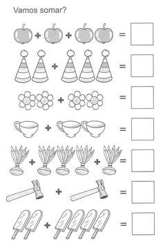 Top 40 Examples for Handmade Paper Events - Everything About Kindergarten Math Literacy, Kindergarten Math Worksheets, Preschool Curriculum, Preschool Math, Math Classroom, Math Workbook, Math For Kids, Science Activities, Math Lessons