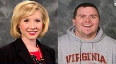 Virginia reporter Alison Parker and photographer Adam Ward of Roanoke's WDBJ were killed by a gunman while conducting a live interview on a local business.