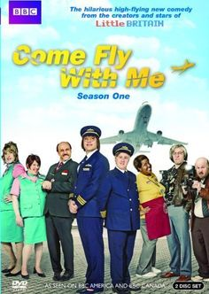 Come Fly with Me (TV Series 2010– )