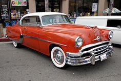 1954 Pontiac | 1954 Pontiac Star Chief Hardtop Coupe - Click on photo for more info