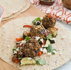 Spicy Black Bean Meatball Recipe