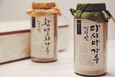 텐바이텐 10X10 : 천연조미료 세트(멸치,다시마가루) Candy Packaging, Tea Packaging, Bottle Packaging, Bottle Labels, Packaging Design, Visual Communication Design, Bottle Design, Label Design, New Product