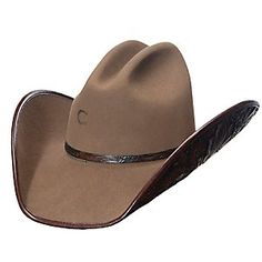 Def want this for the cutting pen. Charlie 1 Horse 3X Cut Above Felt Cowboy Hat