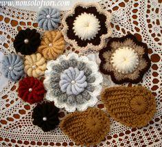 Freeform crochet www.nonsolofiori.com