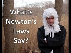 What's Newton's Laws say? (What does a fox say) - YouTube