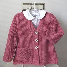Textured Jacket / Cardigan with Pocket - P050