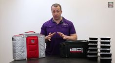 So many options, so little time! This video may help make your decision.  Dave Vollmer compares the Isolator Fitness Isobag 6 Meal  VS  6 Pack Bags Innovator 500
