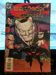 Batman Beyond Return of Joker // DC Comics