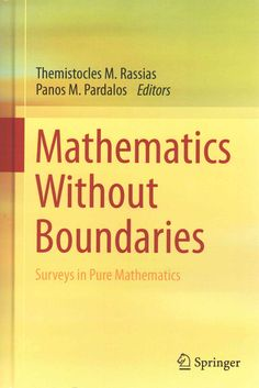 Mathematics Without Boundaries: Surveys in Pure Mathematics