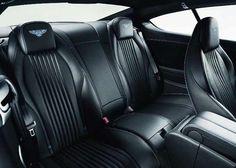 Bentley Continental Interor Photo