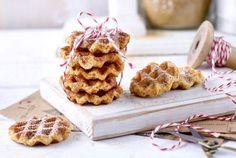Waffelcookies Rezept | LECKER
