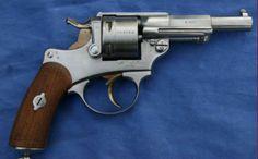 REVOLVER Modèle 1873, manufacture de Saint Etienne, calibre 11mm73