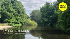 Cycling in London - EP.9 : Putney - Wandle Trail - YouTube Cycling In London, Cycle Route, Trail, River, Youtube, Outdoor, Outdoors, Rivers, Outdoor Games