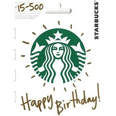 Starbucks Gift Card         *** You can get more details by clicking on the image. (This is an affiliate link) #GiftCards