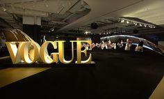 Vogue China 8th Anniversary Design Exhibition on Behance