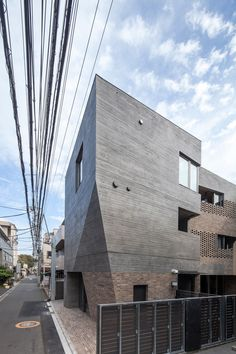 Modern Home in Japan. Architects: P.D.S Architecture