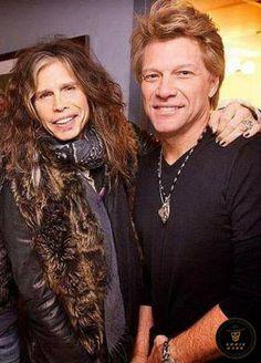 Jon Bon Jovi, Mia Tyler, Guns N Roses, Heavy Metal, Bon Jovi Always, Rock Y Metal, Steven Tyler Aerosmith, 80s Hair Bands, Rockers