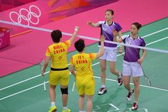 Match-Fixing: Controversy in plain sight - Badminton Slideshows | NBC Olympics