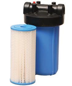 LAKOS Cartridge Filters remove fine sediment, rust, scale, organics and other particulates. Their versatility means they are well suited for every application from domestic to commercial water systems, as well as many low volume irrigation applications. Easily installed wherever needed, these durable units are often paired as a compliment to other LAKOS Separators and Filtration Solutions.The cartridges are easily replaced and may even be cleaned for re-use.