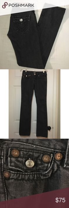 """🌖FINAL PRCE🌖TRUE RELIGION Billy Straight Jeans Inseam - 32"""" 