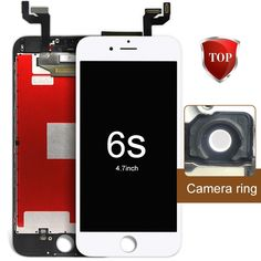 191.00$  Watch more here  - 5pcs for iPhone 6s LCD Display with Touch Screen Digitizer Assembly  +AAA LCD+Camera Holder+Frame