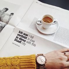 Designer Ana Medina sports her Original Boyfriend watch wherever she goes. #fossilstyle