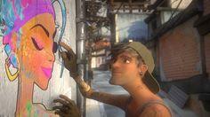 "CGI Animated Shorts HD: ""Canned"" by  Ivan Joy, Nate Hatton, and Tanya Zaman"