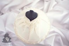 Bolo vestido de noiva - Wedding  dress cake
